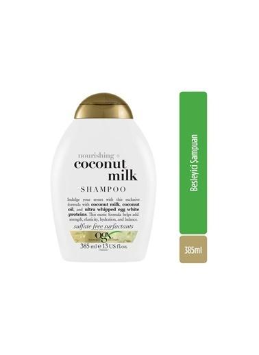 Organix Coconut Milk Şampuan 385 Ml Renksiz